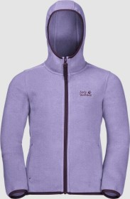 Jack Wolfskin Baksmalla Hooded Jacke true lavender (Junior) (1607621-1370)