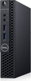 Dell OptiPlex 3060 Micro, Core i3-8100T, 4GB RAM, 500GB HDD (F70NN)