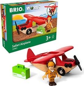 BRIO Safari Airplane (33963)
