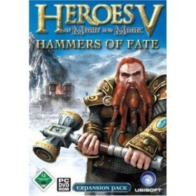 Heroes of Might and Magic 5 - Hammers of Fate (Add-on) (PC)