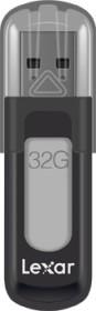 Lexar JumpDrive V100 Black 32GB, USB-A 3.0 (LJDV100-32GABBK)