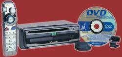 Pioneer AVIC-8DVD DVD Nawigacja Unit