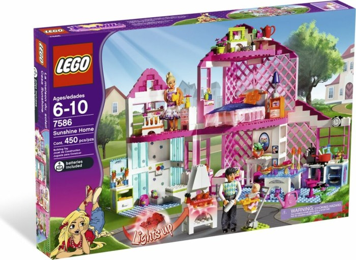 LEGO - Belville - Sunshine Home (7586) -- via Amazon Partnerprogramm