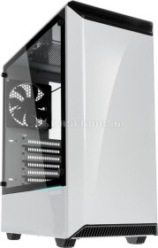 Phanteks Eclipse P300 weiß/schwarz, Glasfenster (PH-EC300PTG_WT)