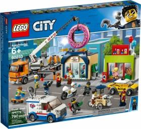 LEGO City - Donut shop opening (60233)