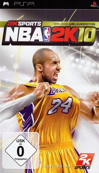 NBA 2K10 (deutsch) (PSP) -- via Amazon Partnerprogramm