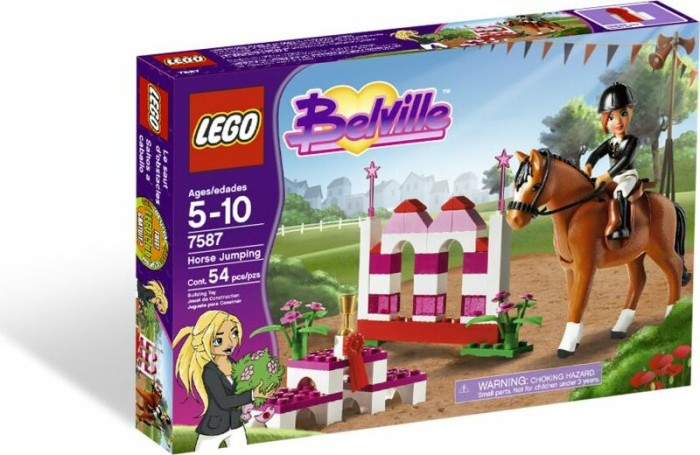 LEGO - Belville - Horse Jumping (7587) -- via Amazon Partnerprogramm