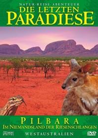Die letzten Paradiese Vol. 16: Pilbara - Im Niemandsland der Riesenschlangen (DVD)