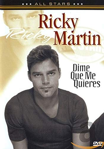 Ricky Martin - Dime Que Me Quieres -- via Amazon Partnerprogramm