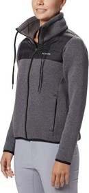 Columbia Powder Lite Hooded Jacke schwarz (Damen)