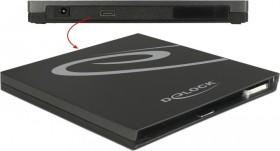 "DeLOCK externes 5.25""-Gehäuse Ultra Slim, USB-C 3.0 (42595)"