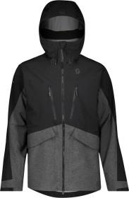 Scott Vertic DRX 3L Skijacke black/dark grey melange (Herren) (272487-5517)
