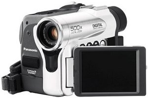 Panasonic NV-GS50 silver