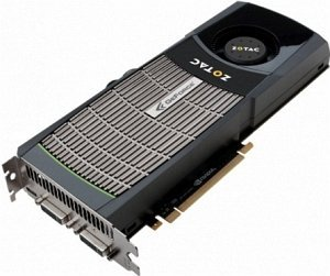 Zotac GeForce GTX 480, 1.5GB GDDR5, 2x DVI, mini HDMI (ZT-40101-10P)