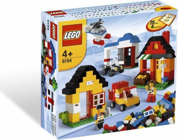 LEGO Steine & Co. - Meine LEGO Stadt (6194) -- via Amazon Partnerprogramm