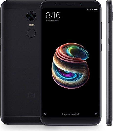 Xiaomi Redmi 5 Plus 32GB schwarz