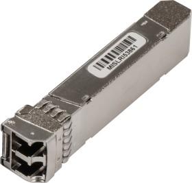 MikroTik RouterBOARD S+C57 CWDM 10G LAN-Transceiver, LC-Duplex SM 10km, SFP+ (S+C57DLC10D)