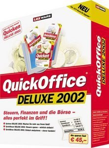 Lexware: QuickOffice 2002 DeLuxe (deutsch) (PC)