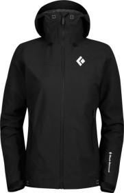 Black Diamond Sharp End Shell Jacket black (ladies) (APW4MR015)