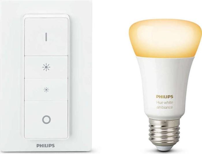 philips hue white ambiance light recipe kit led bulb e27 9 5w 822 929001200141 ab 33 93. Black Bedroom Furniture Sets. Home Design Ideas
