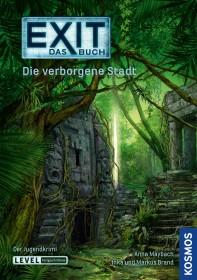 EXIT - Das Buch - Die verborgene Stadt (16255)