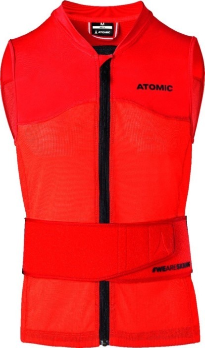 Atomic Live Shield AMID protector vest red (model 2018/2019) (AN5205012)