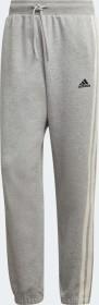 adidas Winter 3-Stripes Hose lang medium grey heather/cream white (Herren) (GM0907)