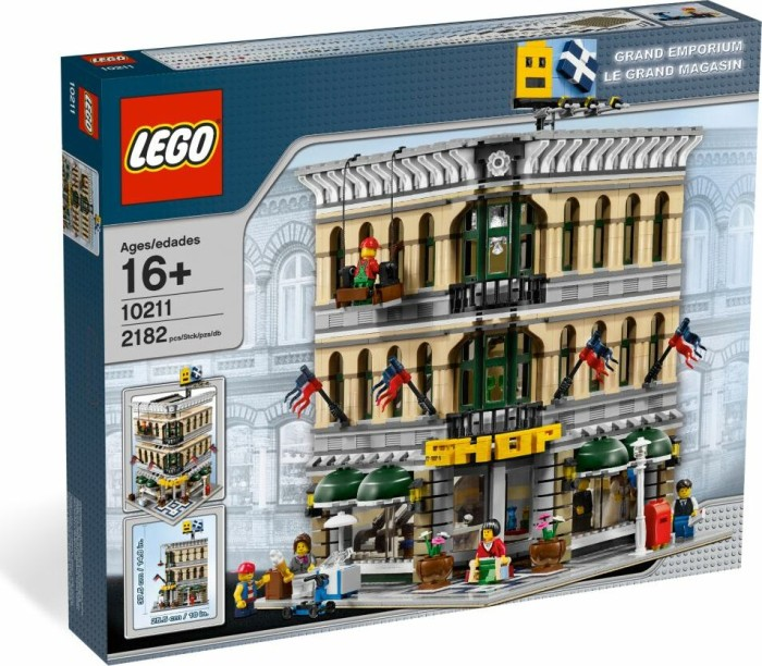 LEGO - Creator Expert - Grand Emporium (10211) -- via Amazon Partnerprogramm