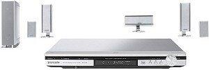 Panasonic SC-HT500 srebrny