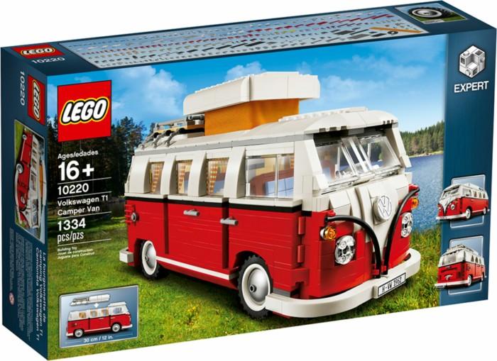 LEGO Creator Expert - Volkswagen T1 Campingbus (10220) -- via Amazon Partnerprogramm