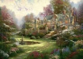 Schmidt Spiele Gardens Beyond Spring Gate (57453)