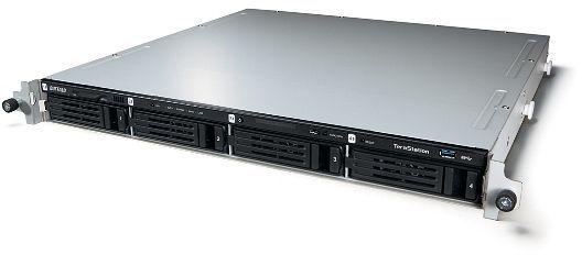 Buffalo TeraStation 4400R, 2x Gb LAN, 1HE (TS4400R)