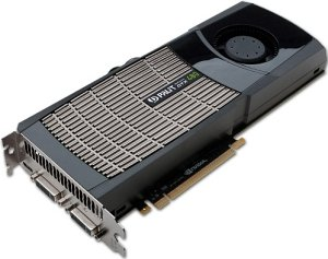 Palit GeForce GTX 480, 1.5GB GDDR5, 2x DVI, mini HDMI