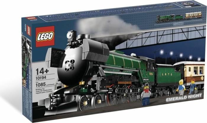 LEGO Creator Expert - Smaragdexpress (10194) -- via Amazon Partnerprogramm