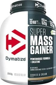 Dymatize Super Mass Gainer BCAA Kekse/Creme 2.94kg (25217401)