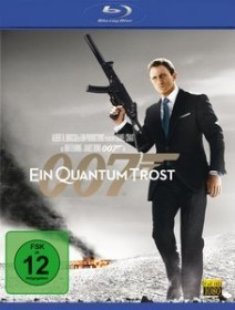 James Bond - Ein Quantum Trost (Blu-ray)