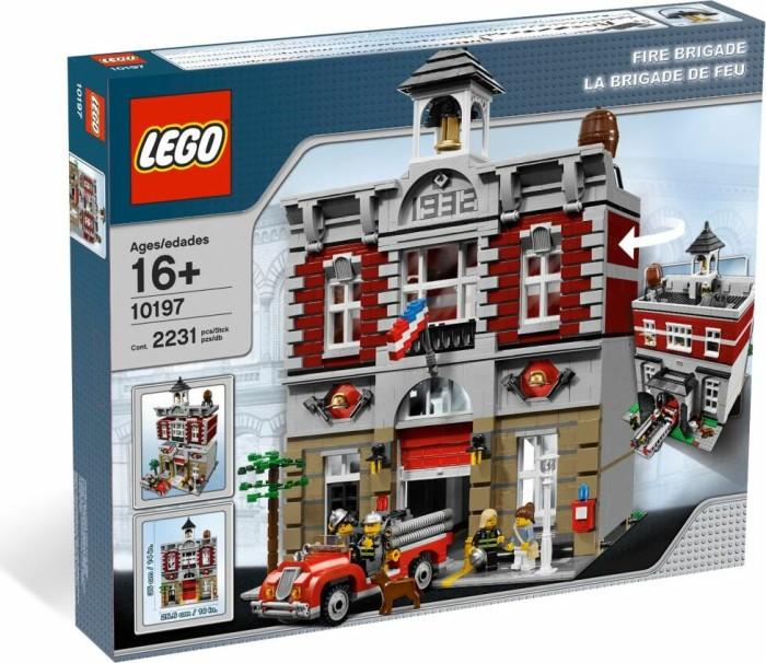 LEGO Creator Expert - Feuerwache (10197) -- via Amazon Partnerprogramm