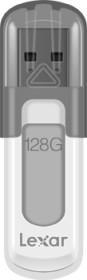 Lexar JumpDrive V100 Gray 128GB, USB-A 3.0 (LJDV100-128ABGY)
