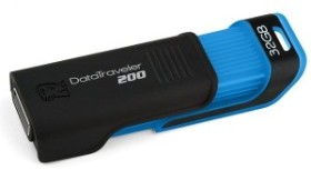 Kingston DataTraveler 200 32GB, USB-A 2.0 (DT200/32GB)