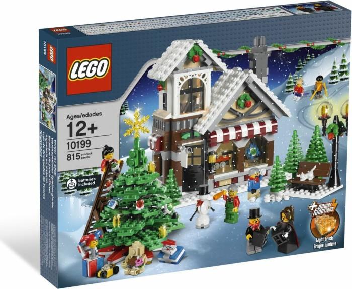LEGO Creator Expert - Weihnachtlicher Spielzeugladen (10199) -- via Amazon Partnerprogramm