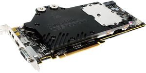 PowerColor Radeon HD 7970 LCS, 3GB GDDR5, DVI, HDMI, 2x Mini DisplayPort (AX7970 3GBD5-W2DH)
