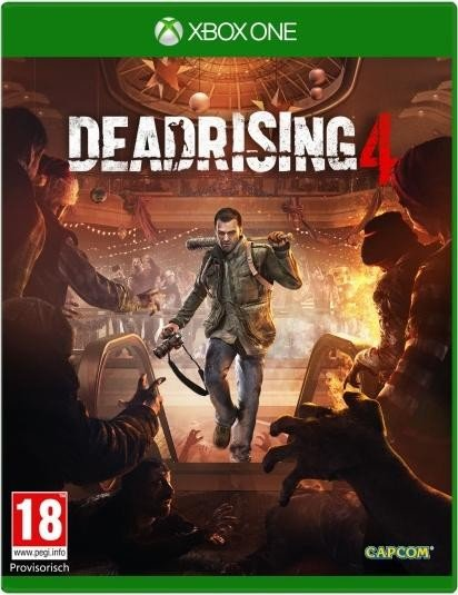 Dead Rising 4 - Season Pass (Download) (Add-on) (Xbox One)