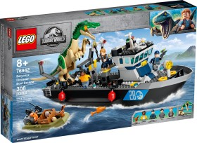 LEGO Jurassic World - Flucht des Baryonyx (76942)