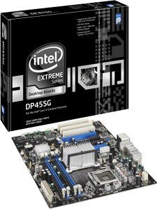 Intel extreme Series DP45SG
