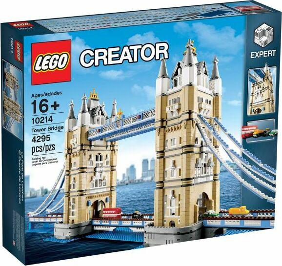 LEGO Creator Expert - Tower Bridge (10214) -- via Amazon Partnerprogramm