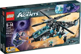 LEGO Ultra Agents - UltraCopter vs. AntiMatter (70170)