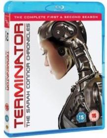 Terminator - The Sarah Connor Chronicles Box (Season 1-2) (Blu-ray) (UK)