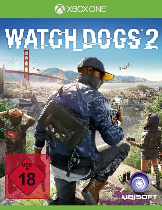 Watch Dogs 2 (Download) (Xbox One)