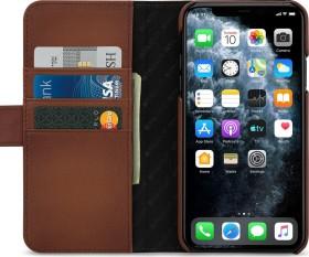 Stilgut Talis Wallet Case für Apple iPhone 11 Pro Max braun (B07XRQNVY2)