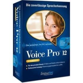 Linguatec Voice Pro 12.0 Standard (deutsch) (PC)